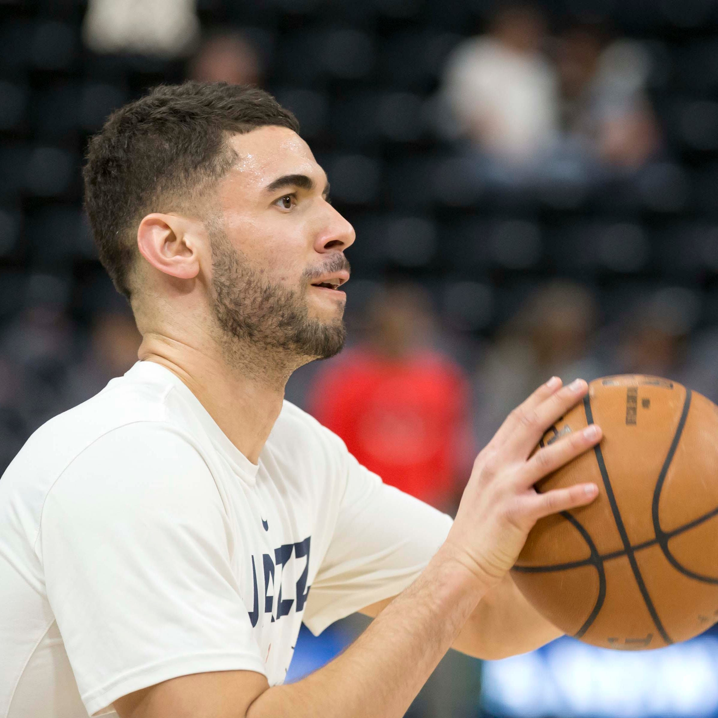 WATCH: Former Iowa State star Georges Niang swats Clippers guard for highlight-reel block