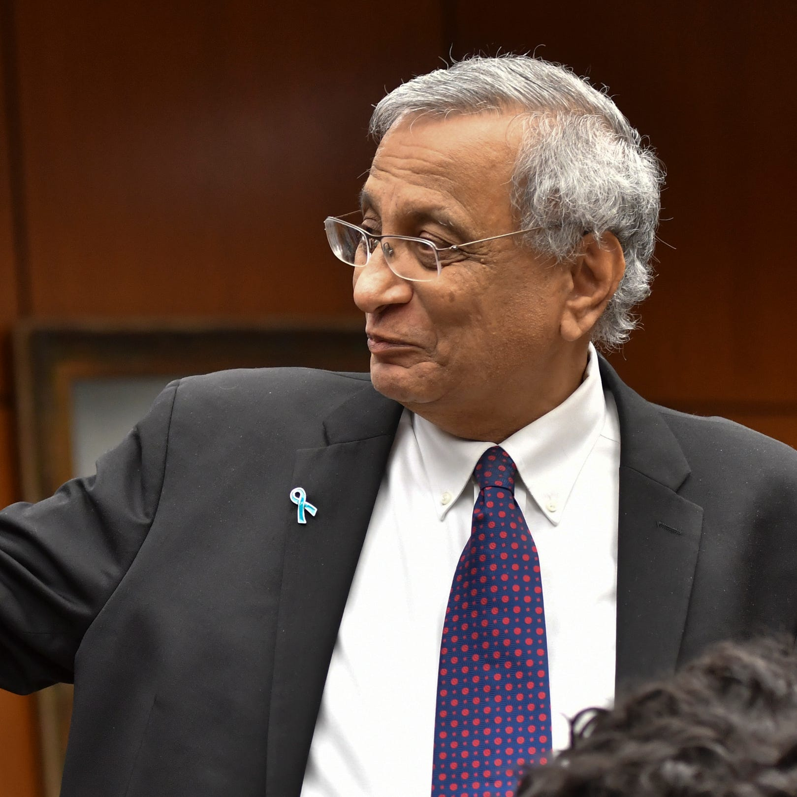 Satish Udpa named Michigan State interim president, replacing Engler
