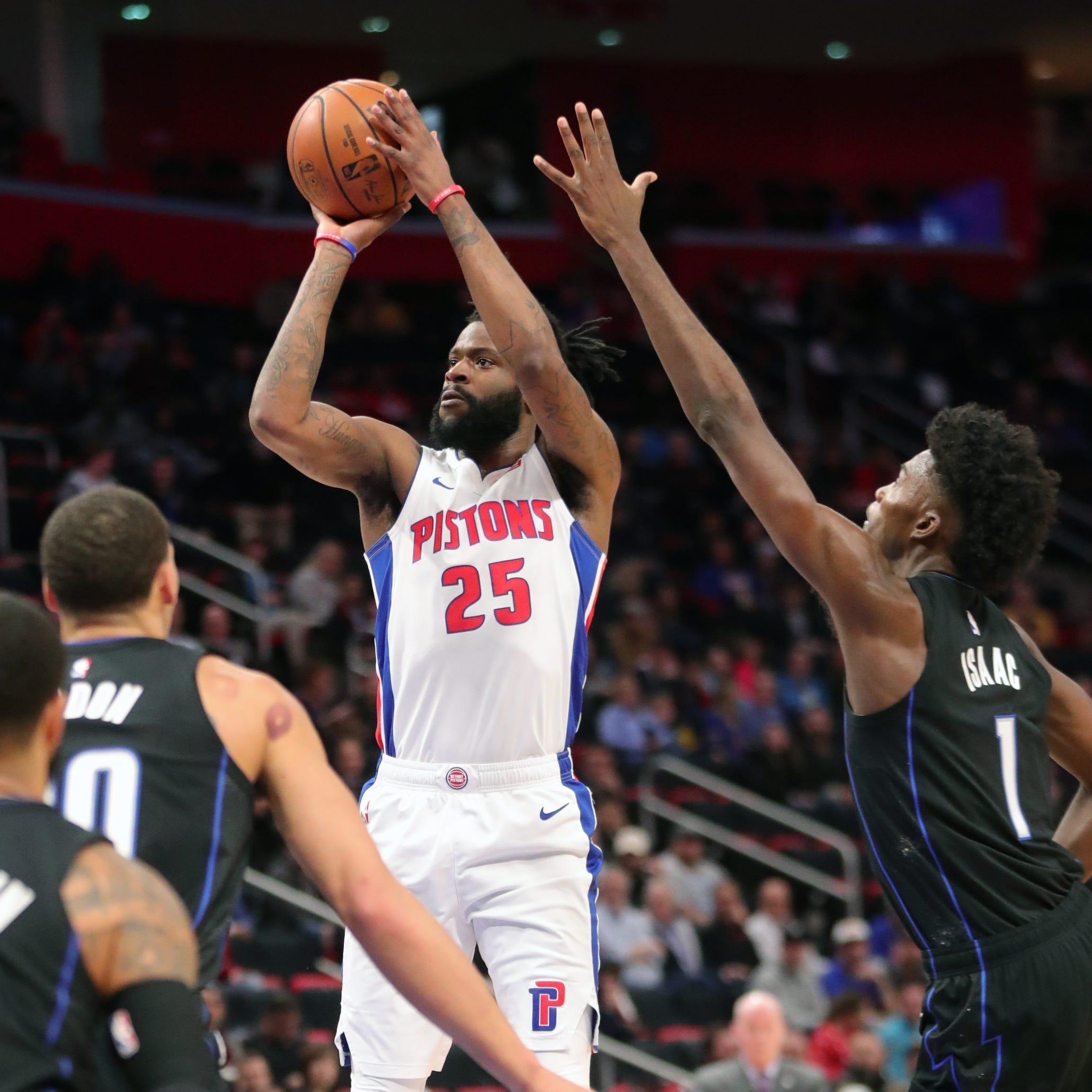 Detroit Pistons mailbag: Should Reggie Bullock trade be explored?