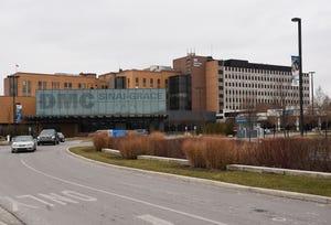 DMC Sinai Grace Hospital in northwest Detroit.