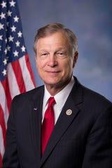 U.S. Rep. Brian Babin, R-Texas