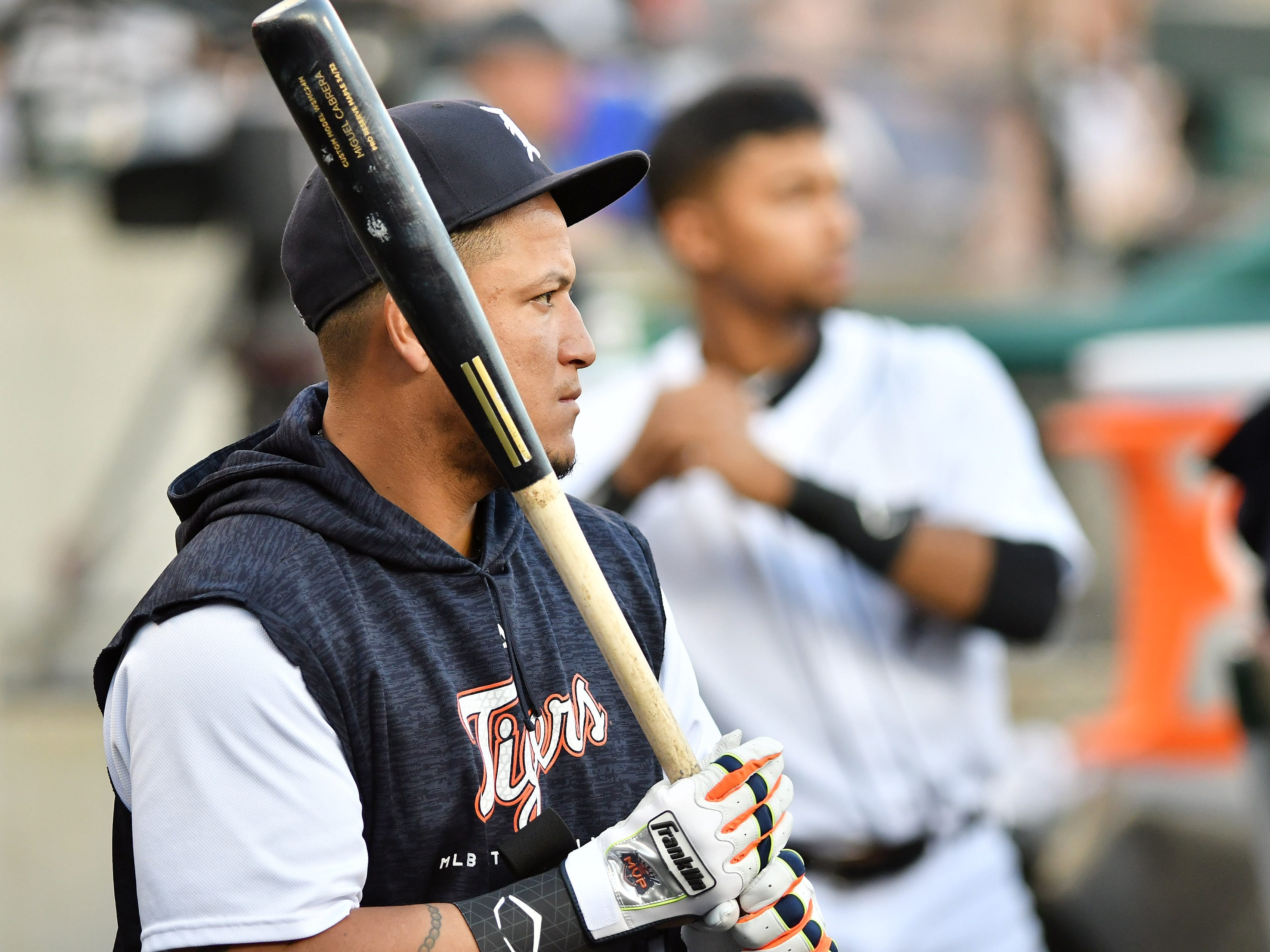 Miguel Cabrera among players attending TigerFest