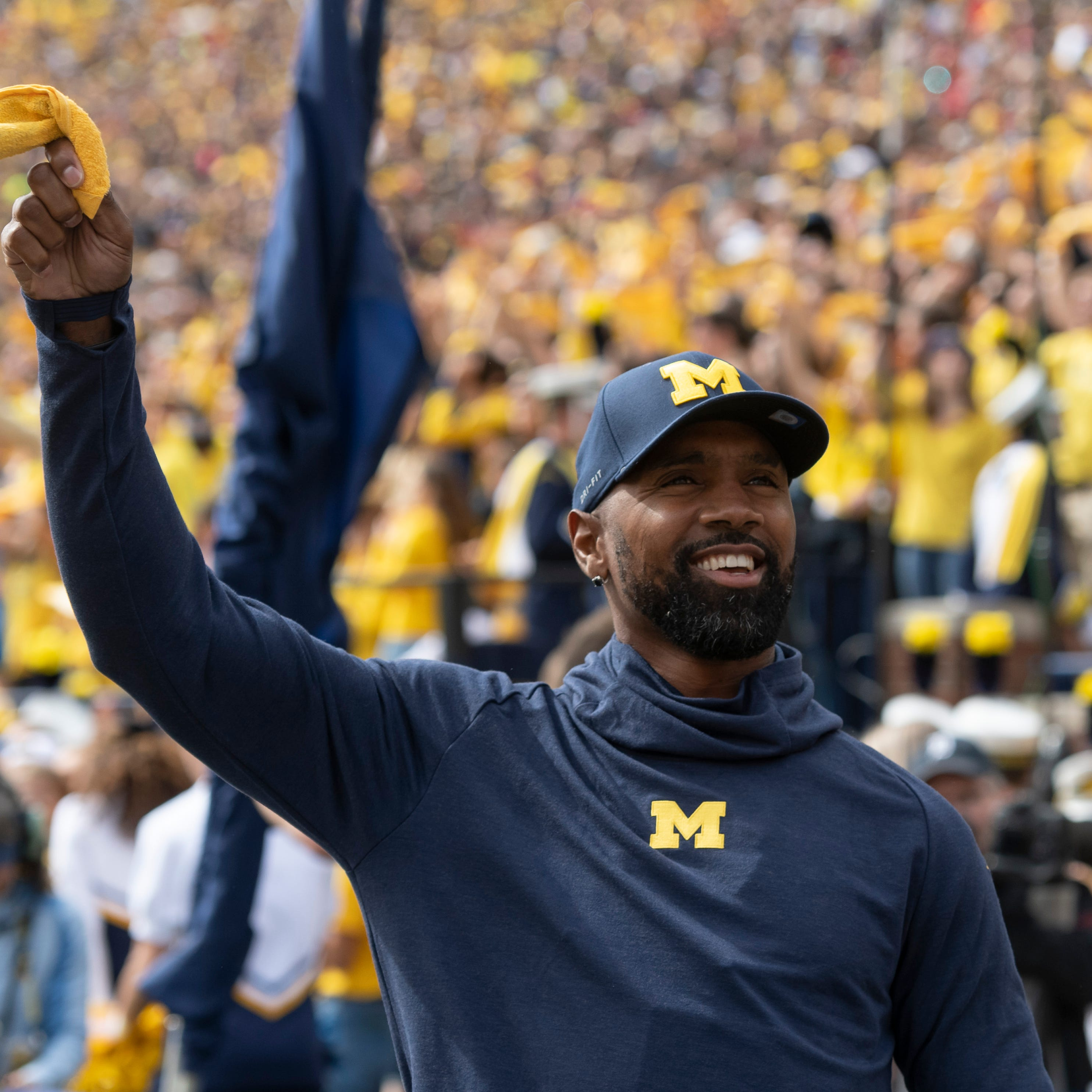Charles Woodson 'not pleased' with Michigan results vs. Ohio State