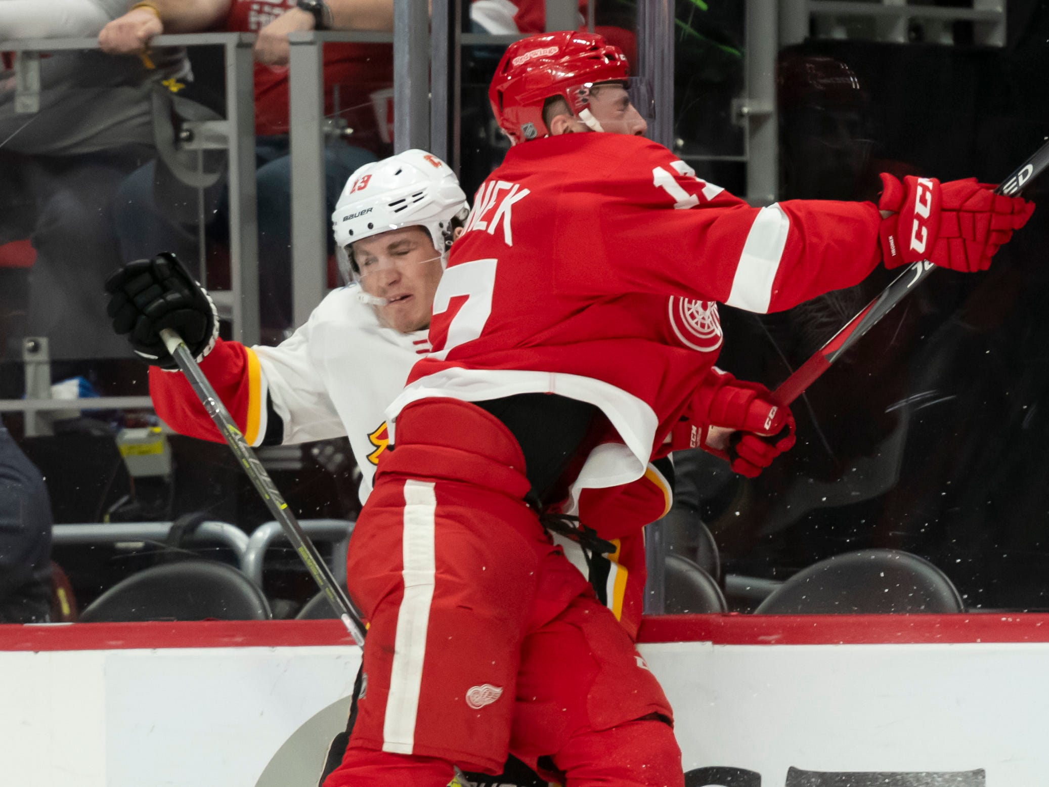 Red Wings on upswing, but expect stiff test on road trip