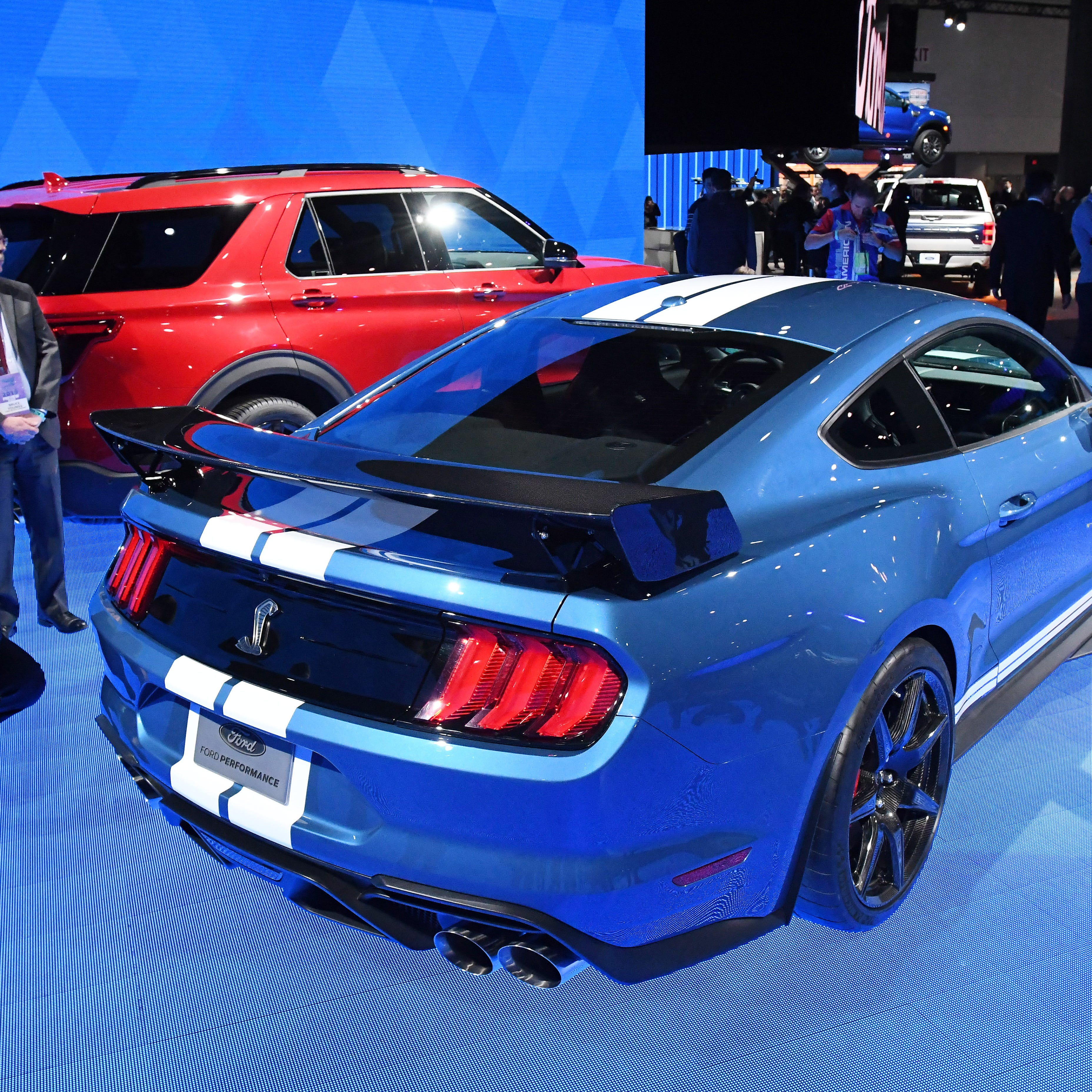 The Shelby Mustang GT500