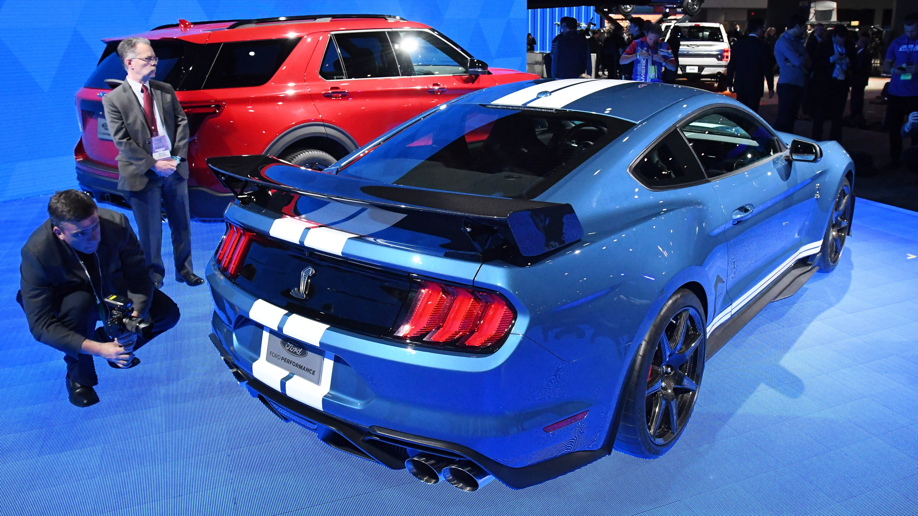 10 Must Sees At The Detroit Auto Show