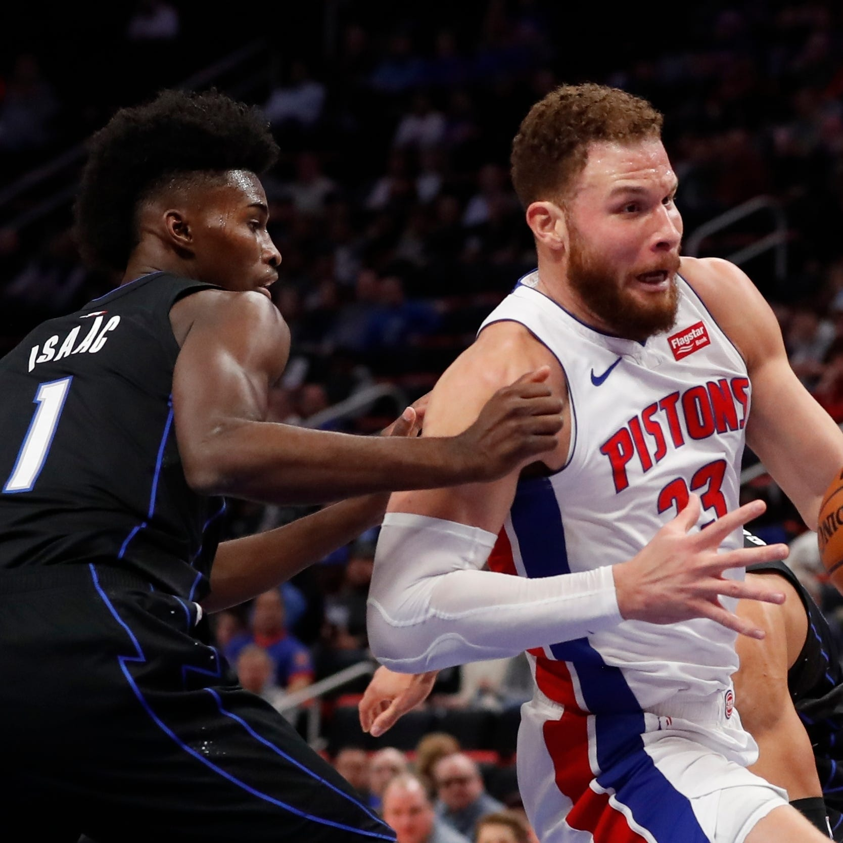 'We found a way': Pistons shake off Magic in OT