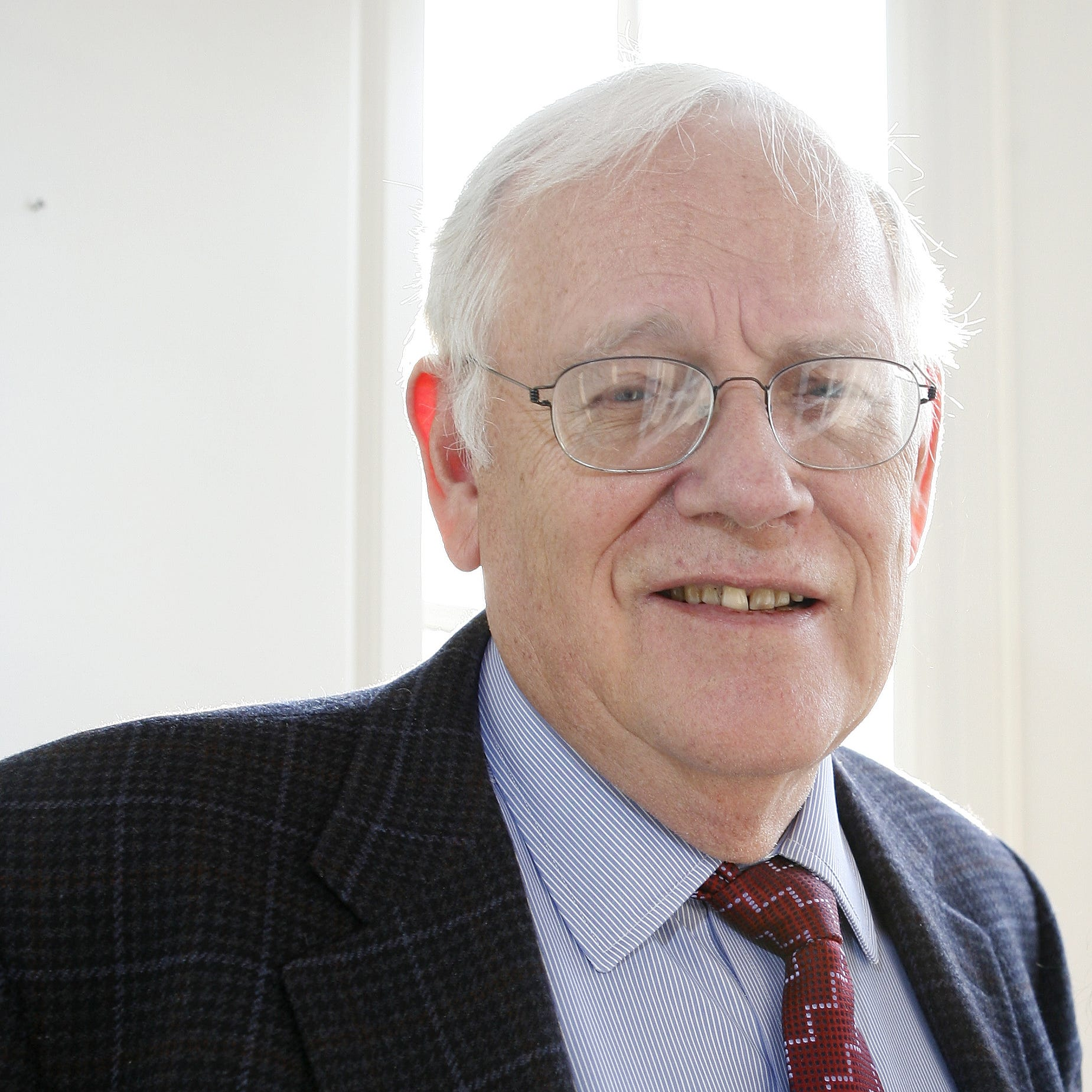 Philanthropist and civic leader Alfred Glancy is dead at 80