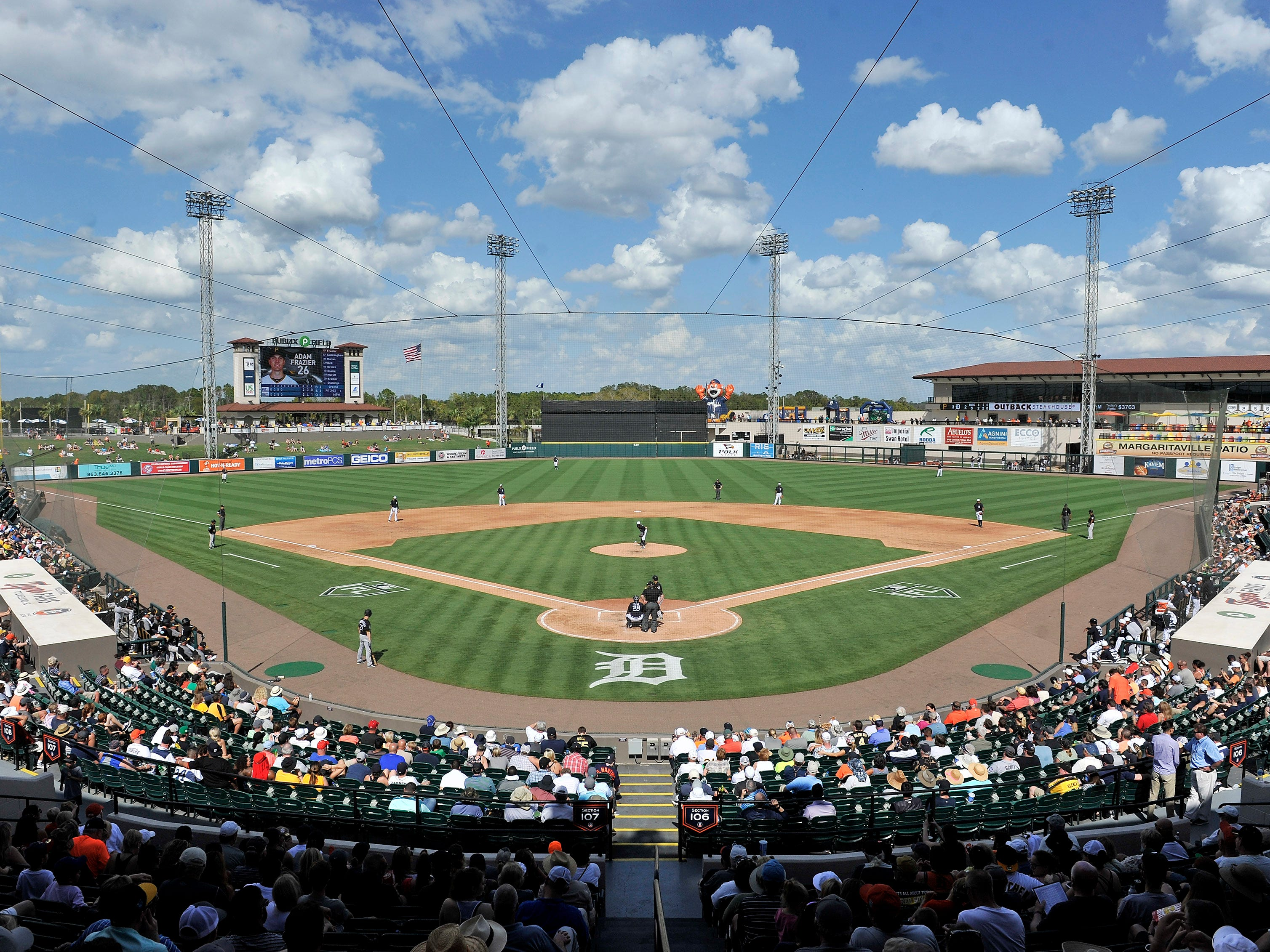 Tigers roll out 2019 spring-training broadcast schedule