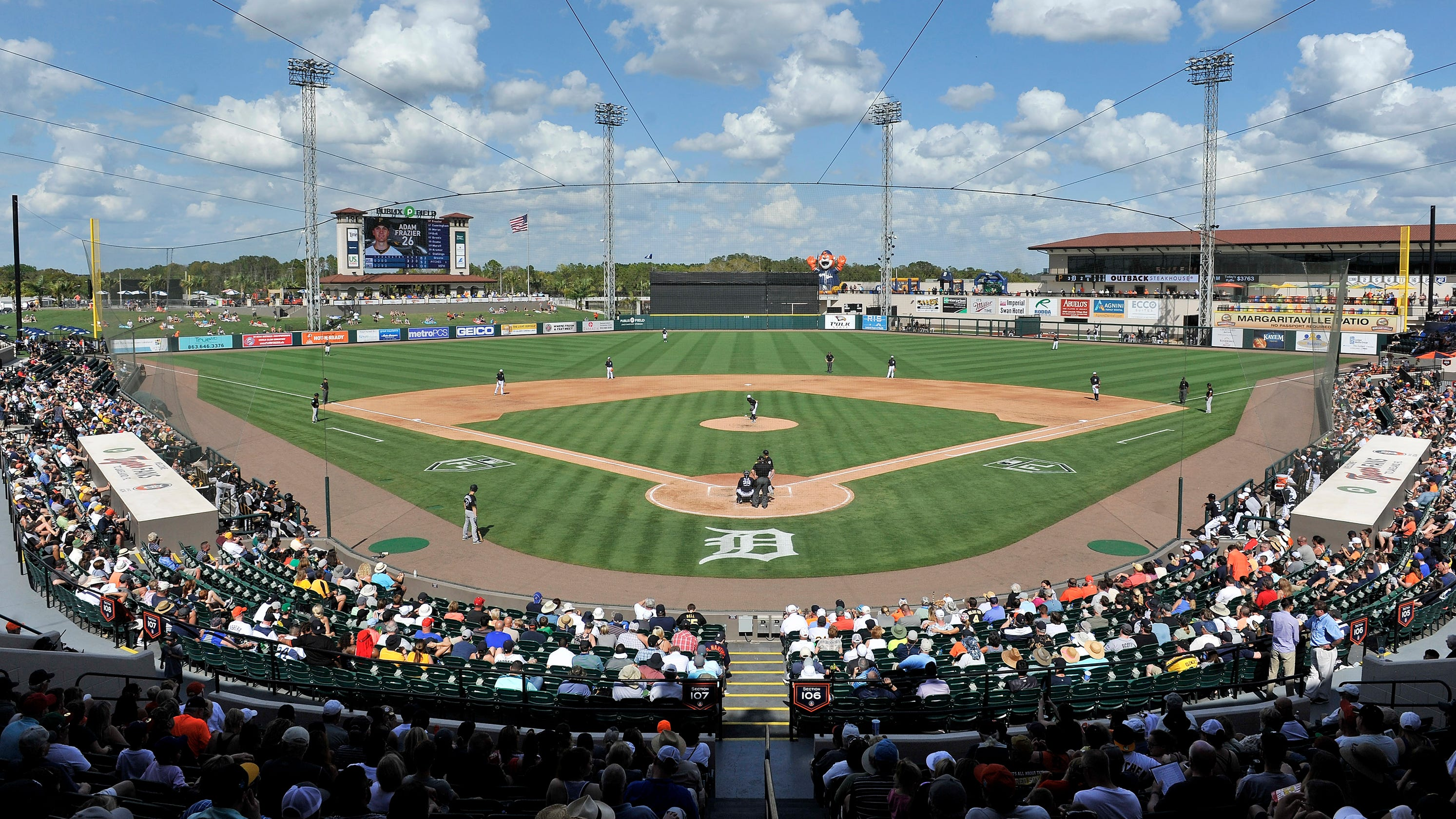 Detroit Tigers Release 2019 Spring Training Broadcast Schedule