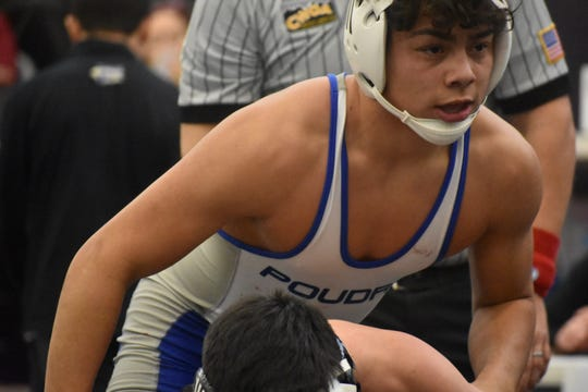 Poudre's Alex Alvarez wins weekly athlete of the week honor
