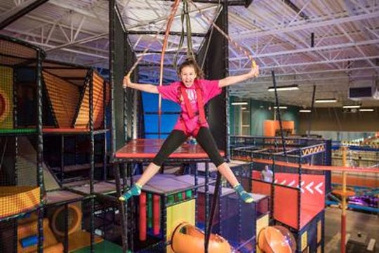 Urban Air Adventure Park will open in Fort Collins in summer 2019.