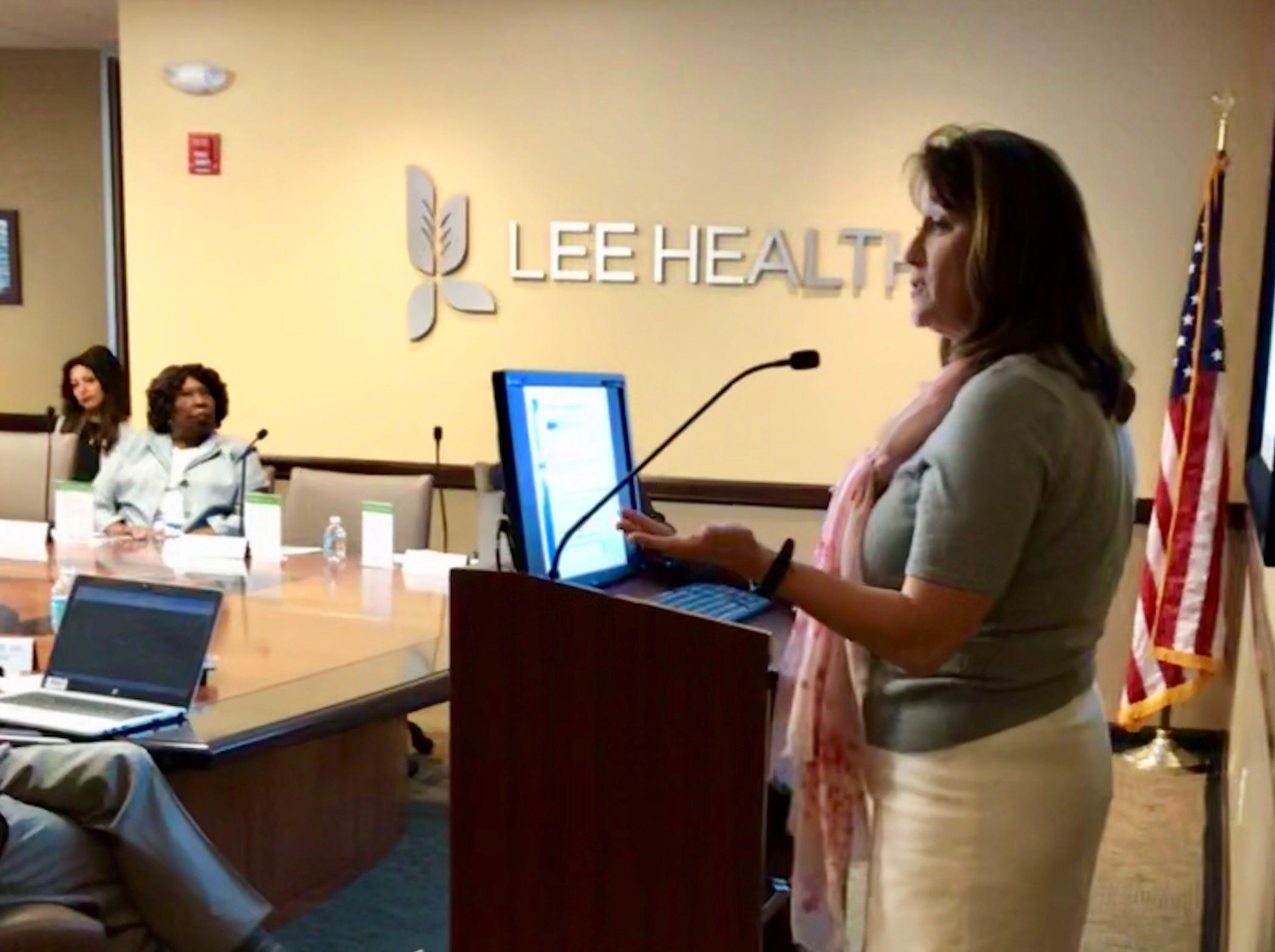 Florida's toxic algae crisis: Lee Health outlines response plan