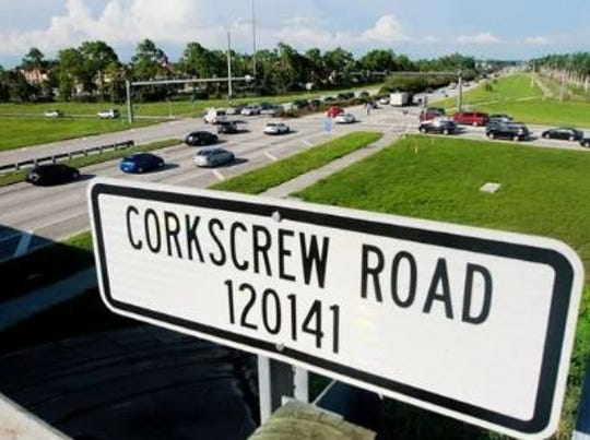 A quarter century ago, in 1994, a county commissioner said Corkscrew Road would become a very important roadway in the region.