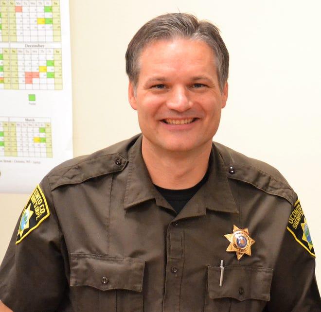 Oconto County Sheriff Todd Skarban