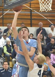 Ryan Claflin is averaging 16.5 points, 5.8 rebounds, 2.1 blocks and 2 steals this season.