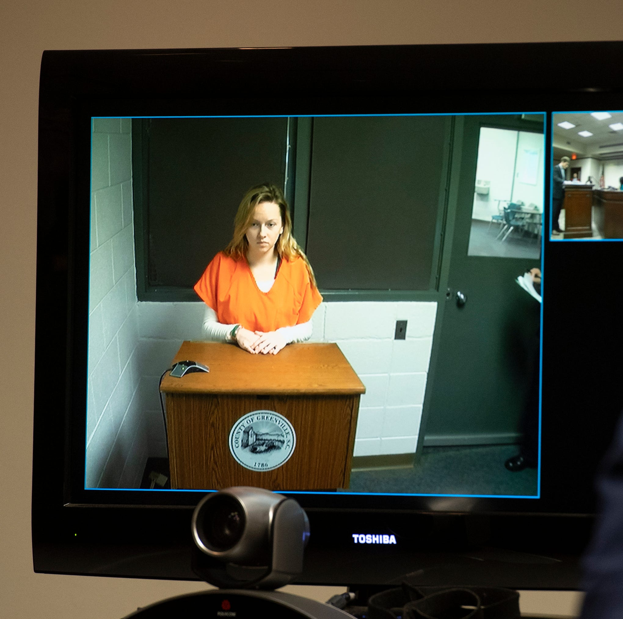Madison Bagwell, charged in fatal Travelers Rest DUI crash that killed teen, denied bond