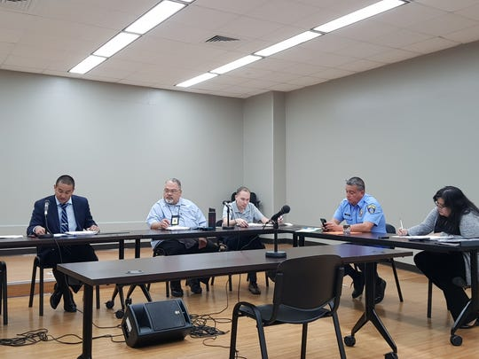 The Post Mortem Commission met on Jan. 17. 2019 at the ITC Building in Tamuning.