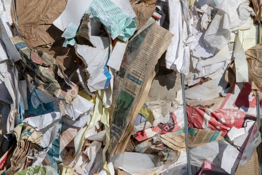 Recycling rates are low in Indianapolis, and it hurts
