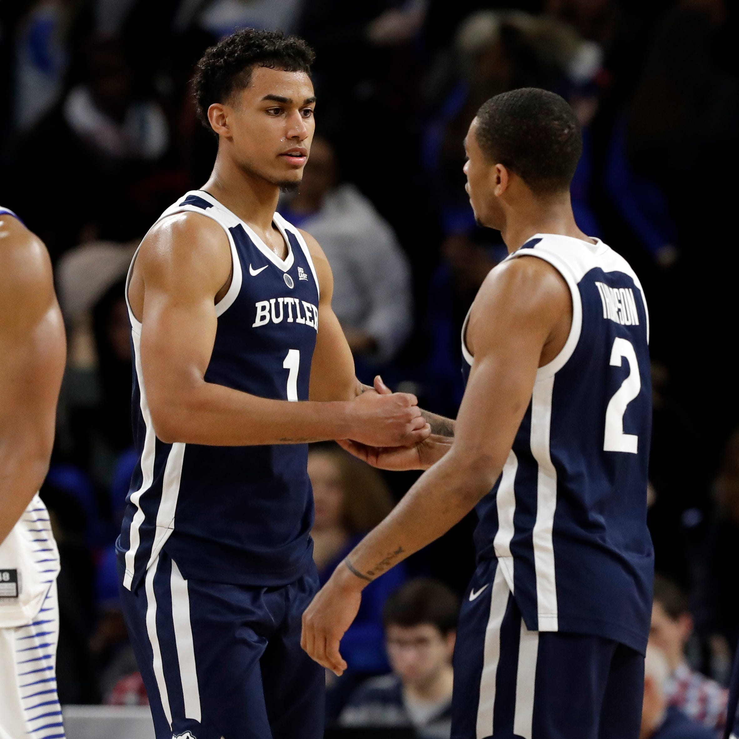 Butler snaps road losing streak as Jordan Tucker breaks out vs. DePaul