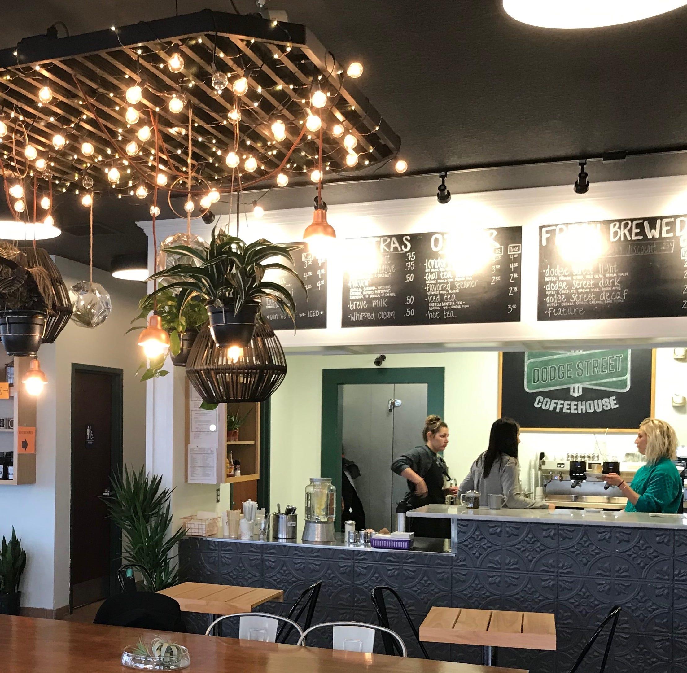 Northeast Iowa City gets its own coffee shop: Dodge Street Coffeehouse
