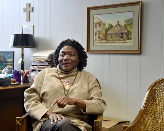 """It's just a memory you never forget .... because it was a nightmare,"" said Shirley Sandifer, who is now the mayor of Hazlehurst, a town of about 3,800 residents a half hour south of Jackson. Monday, Jan. 14, 2019"