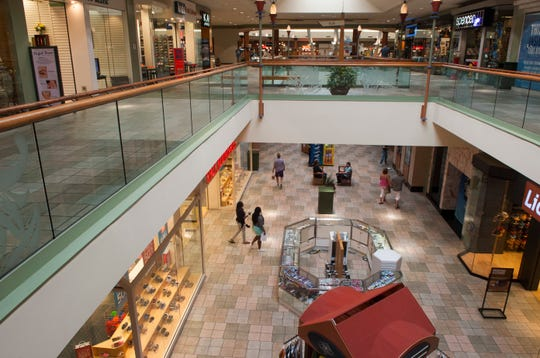 Knoxville Center Mall announced it will close Jan. 31, 2020, for a redevelopment. The few businesses that remain open can continue operations until then.