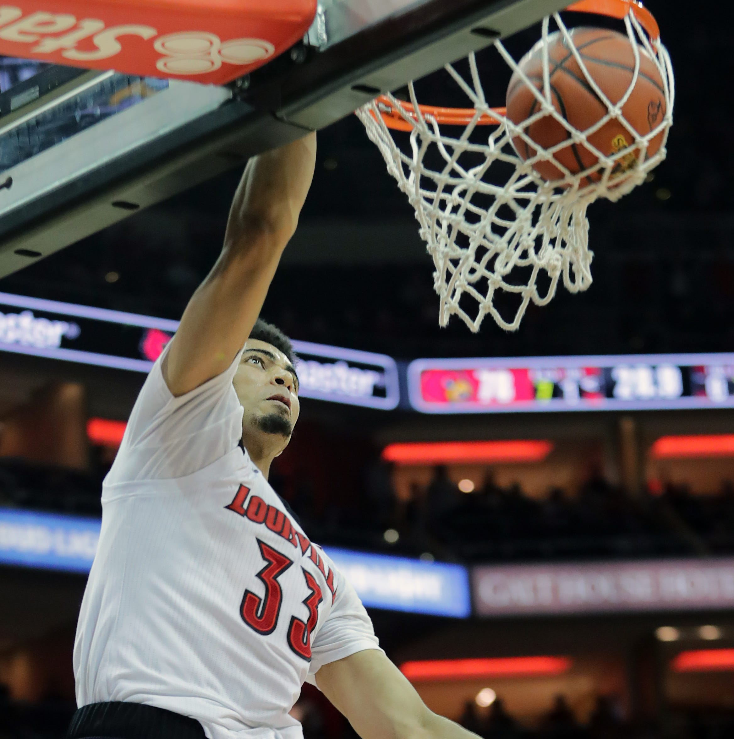 What would it mean for Louisville if Jordan Nwora stays in the NBA Draft?