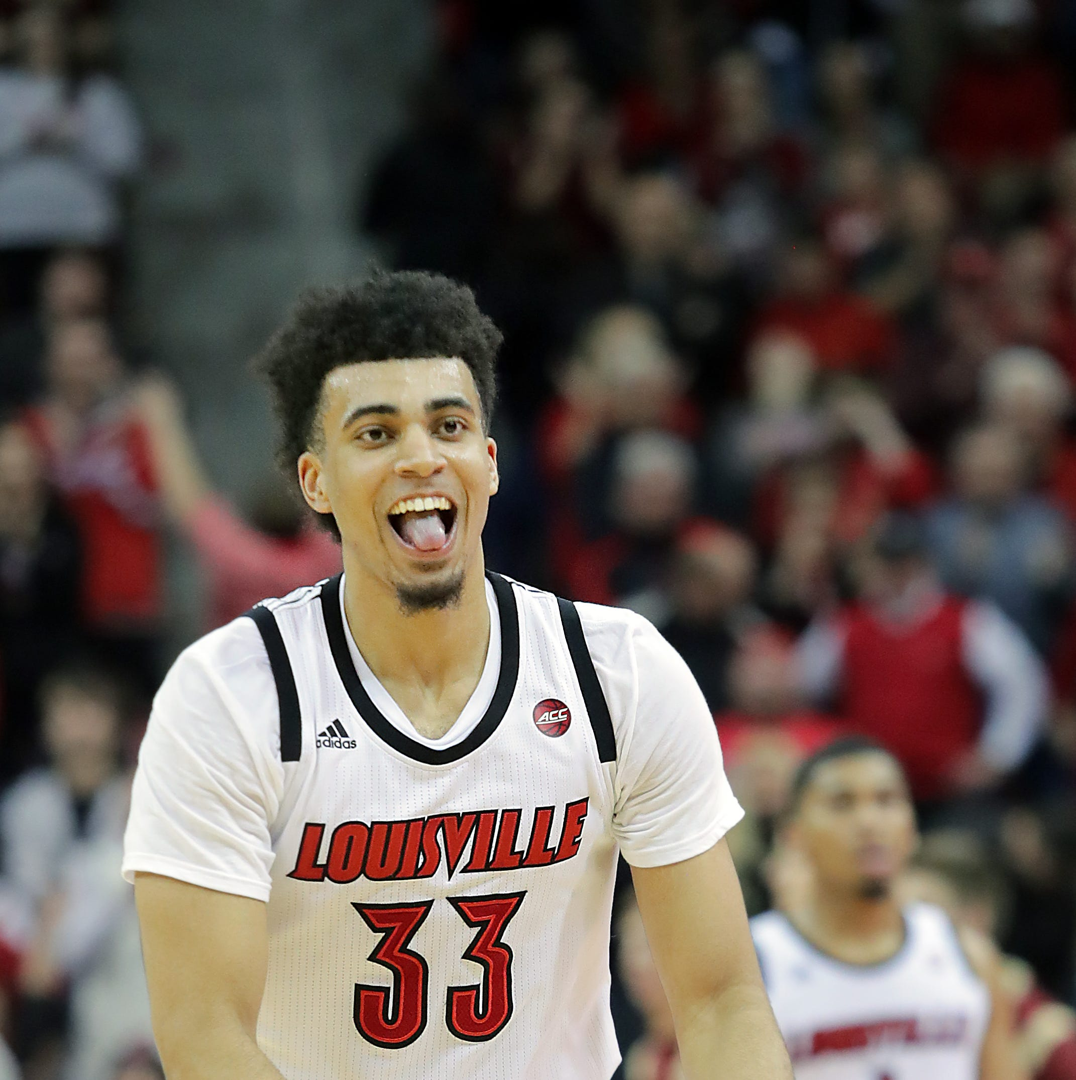 The N is silent, but Jordan Nwora's game speaks loudly for Louisville