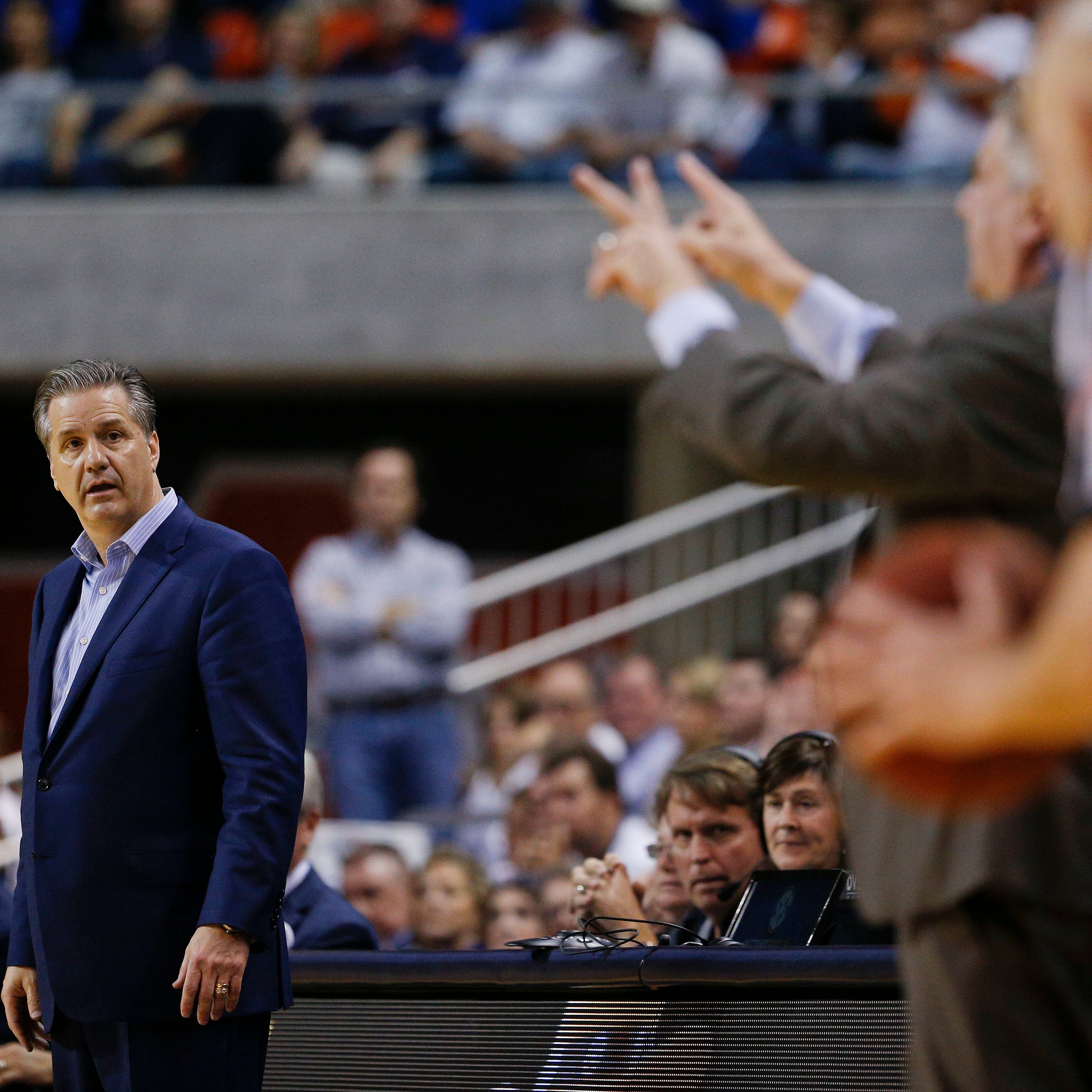 Bruce Pearl's Auburn Tigers may be the next Kentucky basketball rival