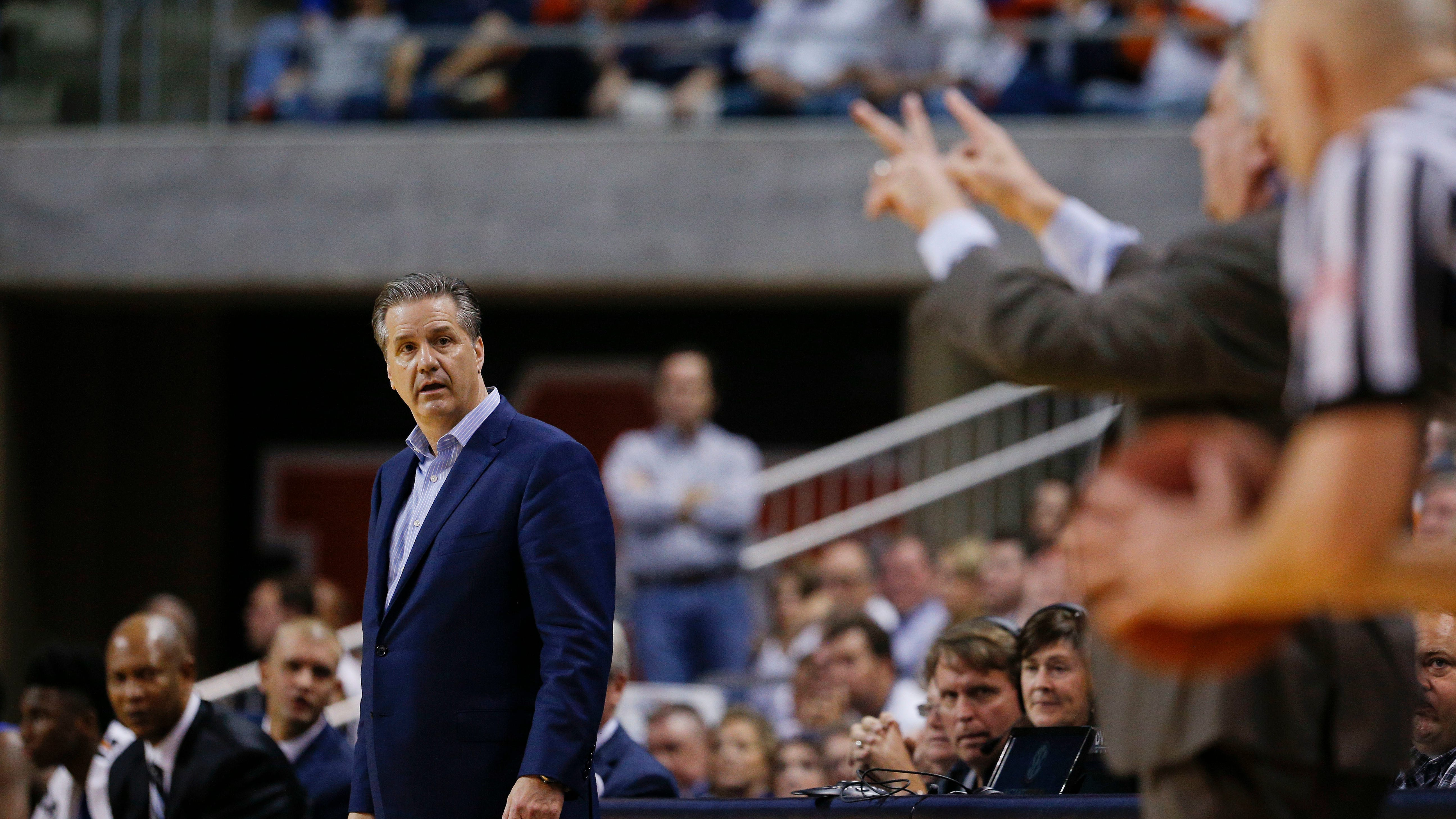 Kentucky Basketball Outlasts Auburn 5 Things To Know: Kentucky Basketball: Bruce Pearl, Auburn May Be Next Rival