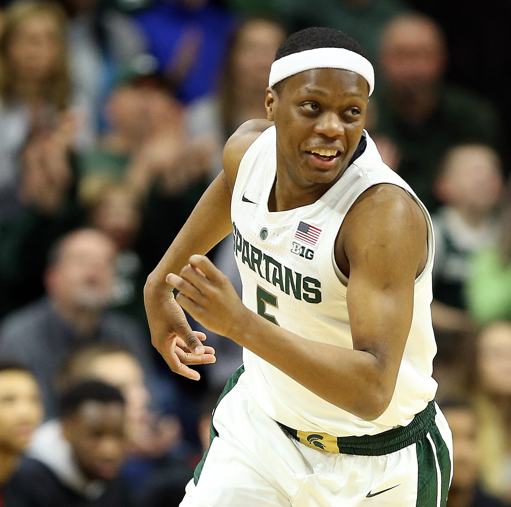 MSU's Cassius Winston named first-team midseason All-American by Sporting News