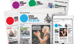 The full USA TODAY newspaper will now be available to LSJ subscribers online