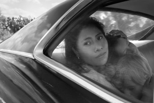 "Yalitza Aparicio stars in ""Roma,"" which screens Tuesday at the Paradiso."