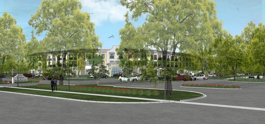 The Marco Island City Council will hear the first reading of an ordinance Tuesday for the rezoning of NCH's property. The rezoning will facilitate the buildout of an assisted living facility.