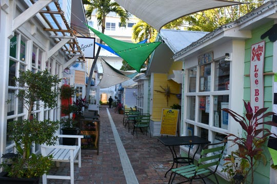 The Shops of Olde Marco have been a hidden jewel on the island, hidden away and out of the mainstream. Area merchants and residents have mixed reactions to the news of the redevelopment plans for the Olde Marco Inn and surrounding shops.
