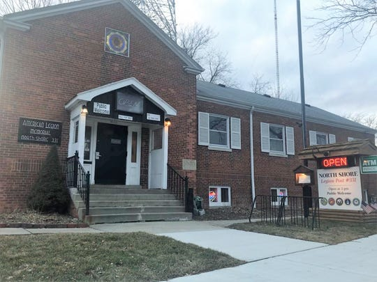North Shore Legion Post 331, 4121 N. Wilson Drive, Shorewood, has been listed for sale.