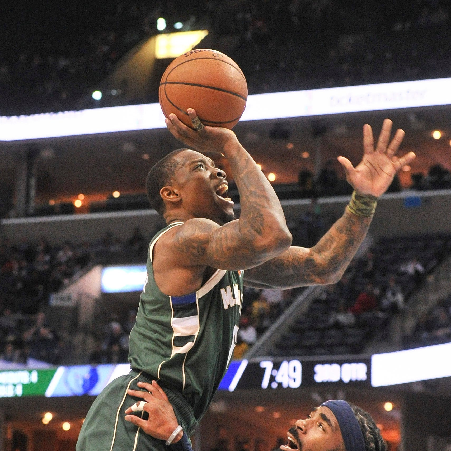 Bucks 111, Grizzlies 101: Trouble? Hardly. A 19-0 run blows this close game wide open.