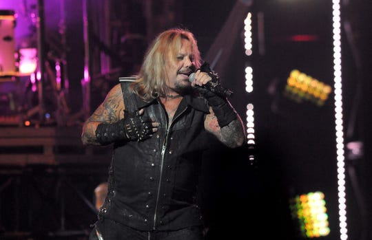 """Motley Crue played Milwaukee twice during its 18-month """"Final Tour,"""" but considering the guys are only in their 50s and 60s, and a biopic is coming to Netflix this spring, was that final tour really the final tour?"""