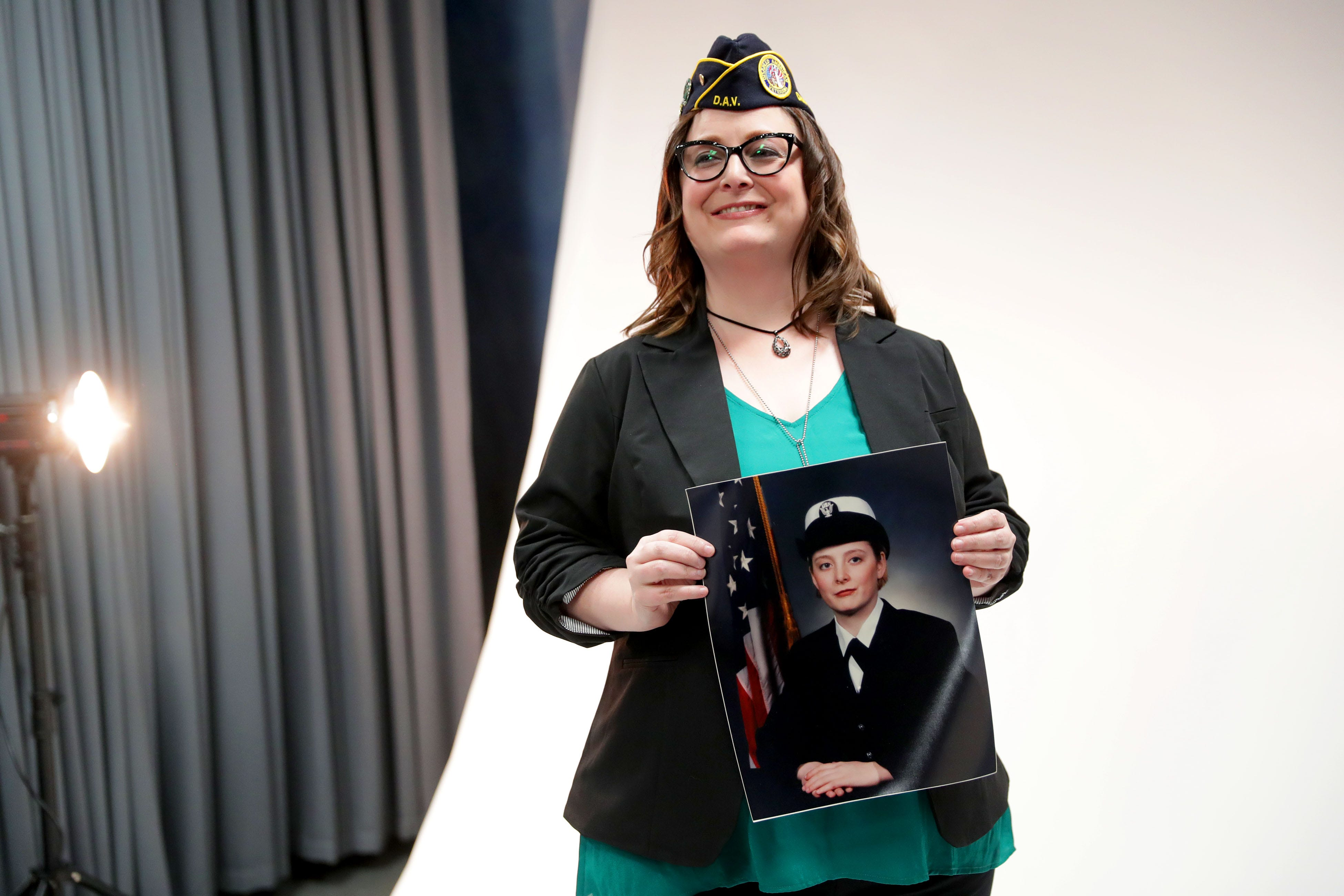 Women veterans are 'not invisible': New exhibit will feature photos of Wisconsin's female vets   Milwaukee Journal Sentinel