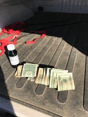 Drugs, guns and cash were seized during a weekend task force conducted by the OPSO.