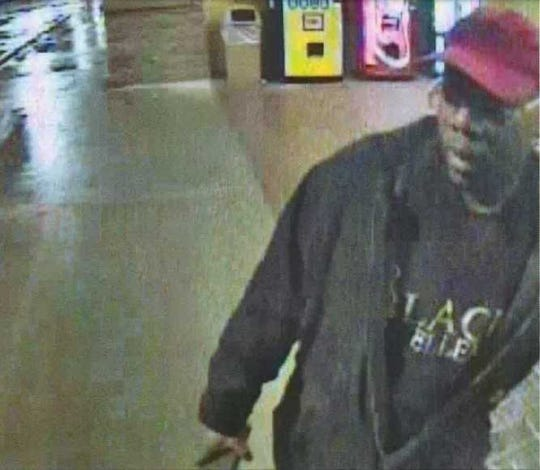 Prattville police are looking for this man in connection with a credit card theft.