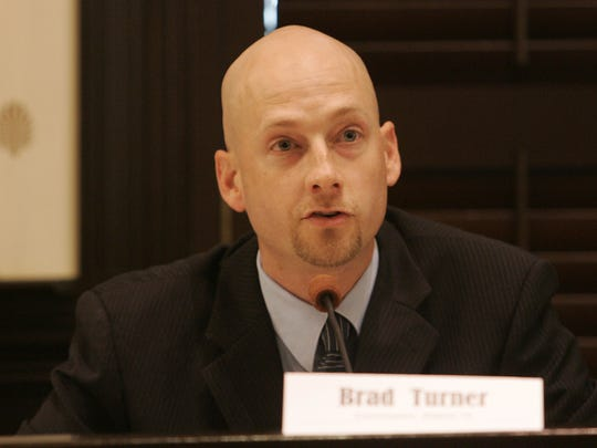 Brad Turner resigned from the Rutherford County Commission on Thursday to accept an appointment on Gov.-elect Bill Lee's Cabinet.