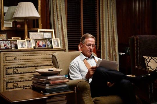 Former Gov. Bill Haslam