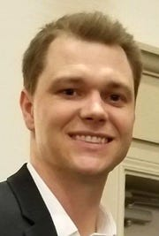 Sonny Gray spoke at the Nashville Old Timers Baseball Association banquet Wednesday at the Airport Marriott.