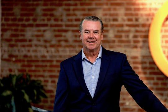 Jim Dalton, CEO of the Dalton Agency