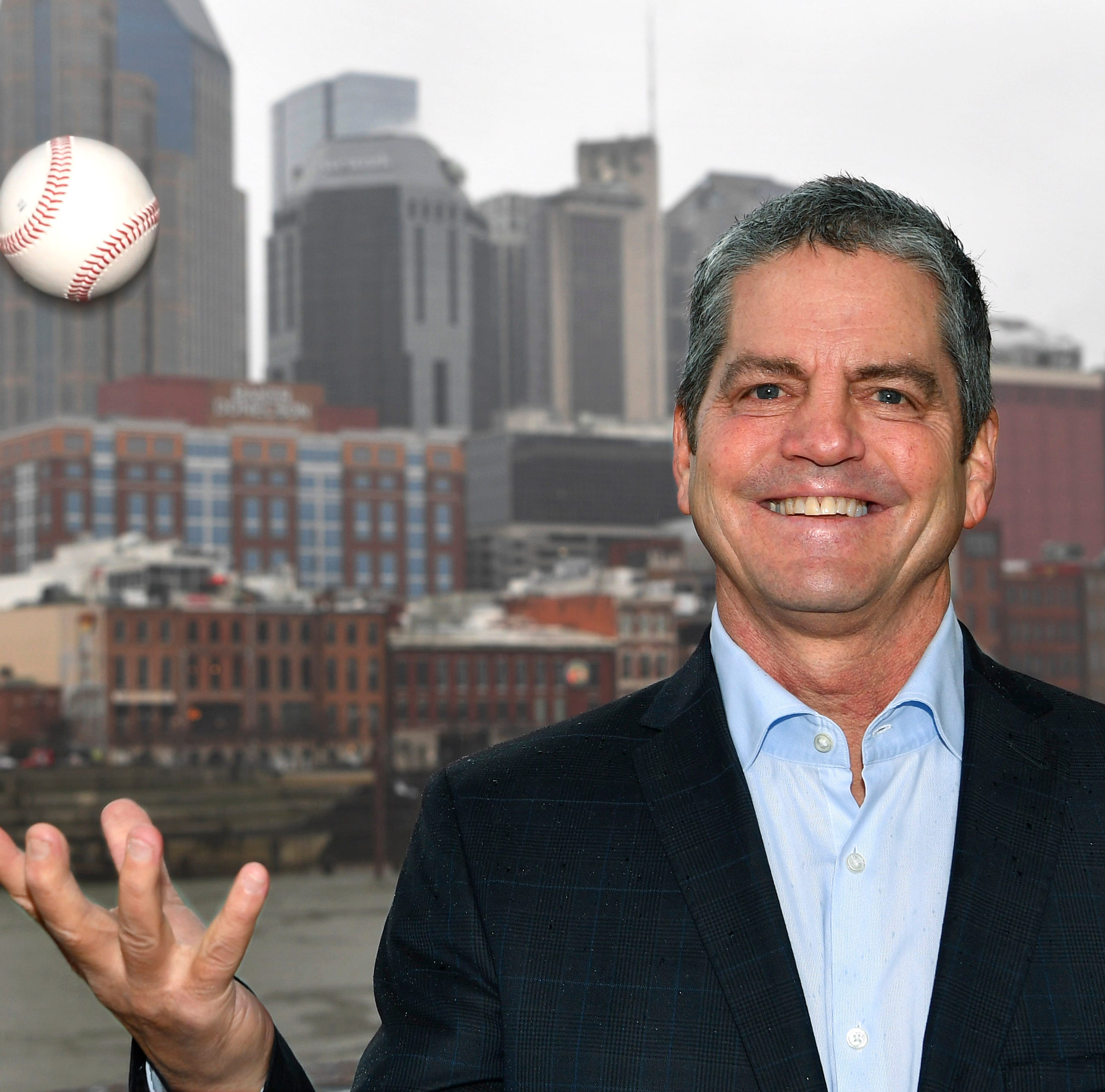 Is Nashville ready for a MLB franchise? Meet the man with a plan