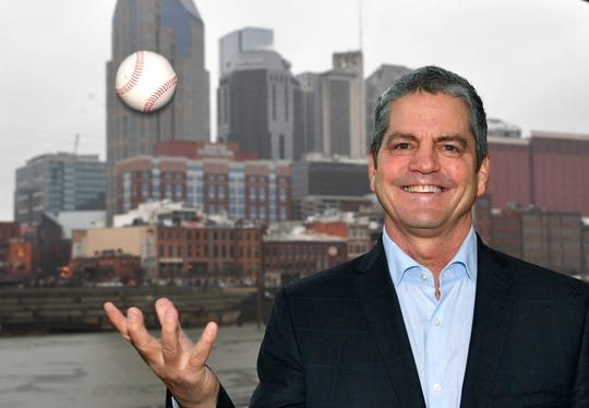 John Loar is a California businessman who has moved to Nashville with the pitch of bringing major league baseball to Music City
