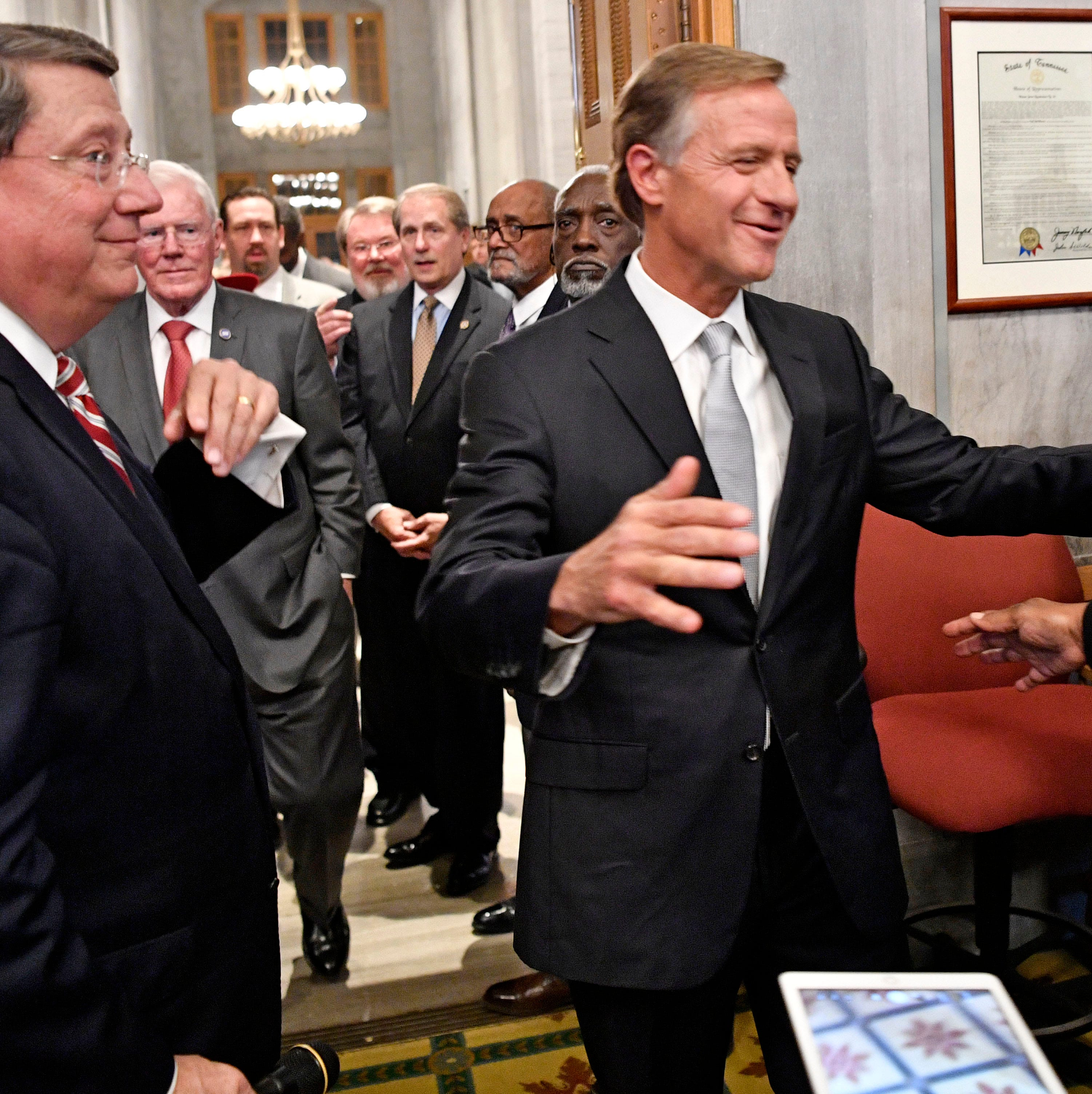 Governor Haslam grants executive clemency to 23 people. Here's who they are:
