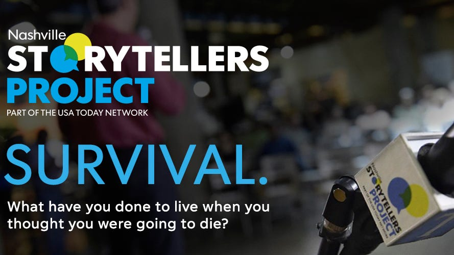 Storytellers: SURVIVAL on January 28